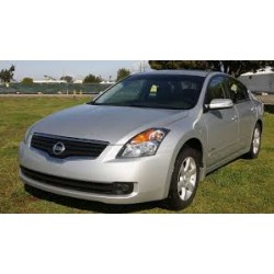 2009 NISSAN ALTIMA GRAY