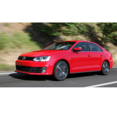 2013 VW JETTA RED