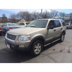 2006 FORD EXPLORER TAN