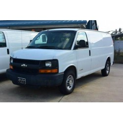 2005 CHEVY EXPRESS G2500