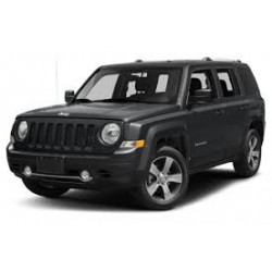 2014 JEEP PATRIOT BLACK