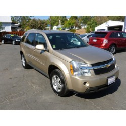 2008 CHEVROLET EQUINOX GOLD